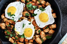 Stuffing breakfast hash- 12 Creative Thanksgiving Leftover Ideas - ParentMap
