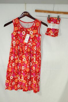 Gymboree Spice Market 3T 5T Pink Smocked Paisley Dress Summer 16
