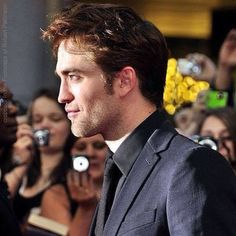 In The Footsteps of Robert Pattinson