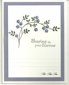 Wisteria thoughts and prayers by barbaradwyer82 - Cards and Paper Crafts at Splitcoaststampers