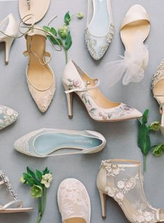 7205df1faa1 Enchanted Collection from Bella Belle Designer Wedding Shoes