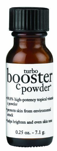 Philosophy Turbo Booster C Powder, 0.25 Ounce by Philosophy, http://www.amazon.com/dp/B0012ILUC6/ref=cm_sw_r_pi_dp_P1Gwrb026123X