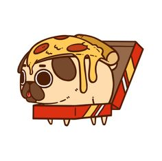 Pecas - pizza