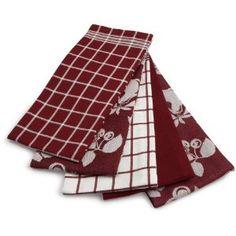 Ritz 5-Piece Egyptian Flat Kitchen Towel Set,  $15.58 & eligible for FREE Super Saver Shipping