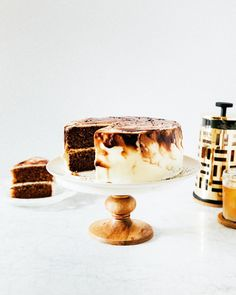 """""""Alright, friends – the Vietnamese Iced Coffee #Cake recipe that everybody was freaking out about is…"""""""