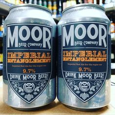Imperial Entanglement - 9.7% Imperial Red IPA from @drinkmoorbeer available now