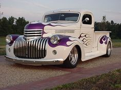 ◆1941 Chevy Custom Pick-Up Truck◆