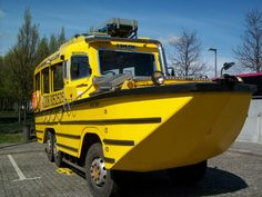 Take a look through our gallery to see our vehicles being used in tourism, civil defence and private leisure activities! Amphibious Vehicle, Boat Design, Boat Building, Heavy Equipment, Tourism, Monster Trucks, Gallery, Vehicles, Craft