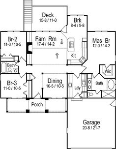 Charming Cottage - 26629GG | 1st Floor Master Suite, CAD Available, Cottage, PDF, Split Bedrooms, Traditional | Architectural Designs