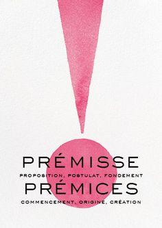 Prémisse_Prémices