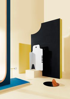 Art Director Thomas Cannings creates colourful set design for Resene Paints, in collaboration with artist Annabel Cropper, lighting designers Douglas & Bec and furniture designer Rowan Jackman. Editorial for ArchitectureNZ Magazine in New Zealand