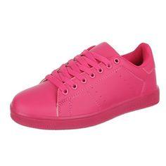 Lucky Shoes tennarit pinkki