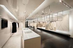 Raffinati Store designed by Blazys Gérard.
