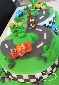 Geburtstagstorte für Pascal