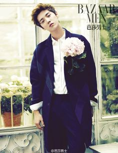 EXO LUHAN>>>> don't u mean Lu Han boy doing his own stuff. #sololife.