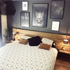 Today cracked on the site Laredoute, I bought . Home Decor Bedroom, Master Bedroom, Living Furniture, Home Decor Inspiration, Home Interior Design, New Homes, Massage, Beautiful Pictures, Blog