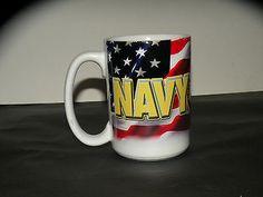 Navy mug military