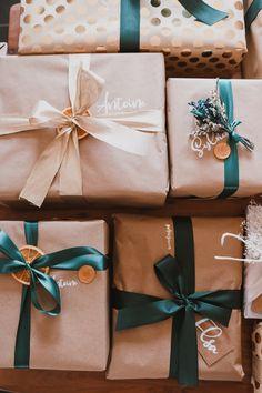 Mes emballages cadeaux de Noël 2020 - Pauline Dress - Blog Mode, Lifestyle et Déco à Besançon Pauline Dress, Furoshiki, Gift Wrapping, Seasons, Lifestyle, Etsy, Blog, Christmas, Gifts