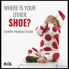 The Common Dialogue of every Parent! :P  ‪#‎Altolia‬ ‪#‎HeightIncreasingShoes‬ ‪#‎FunTime‬