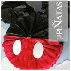 Piñata Mickey https://www.facebook.com/ppinatas