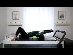 Pilates Reformer Workout: Full Body Class All Levels - YouTube