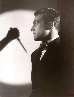 "Gene Kelly in ""The Black Hand"" (1950)"