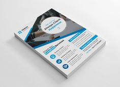 Multipurpose Modern Flyers by Thecodude on @creativemarket