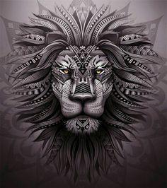 lion: