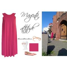 Designer Clothes, Shoes & Bags for Women Mix N Match, Magenta, Valentino, Ray Bans, Silk, Polyvore, Stuff To Buy, Shopping, Collection