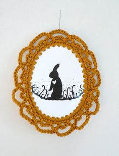 Carolina Grönholm: Latest of illustration & crochet frames