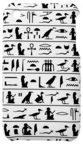 The Met Store - Hieroglyphs Smartphone Case for iPhone® 3G/3GS