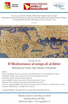 Italia Medievale: Il Mediterraneo al tempo di al-Idrīsī