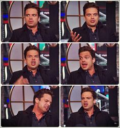 It has come to my attention that Sebastian Stan makes the best facial expressions