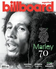 In honor of #Marley70, Billboard Argentina pays tribute to The Gong.