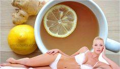 Bebida de limón y Jengibre para bajar de peso rápido. El día de hoy te vamos a compartir una receta combinando el poderoso jengibre con otro gran ingredien