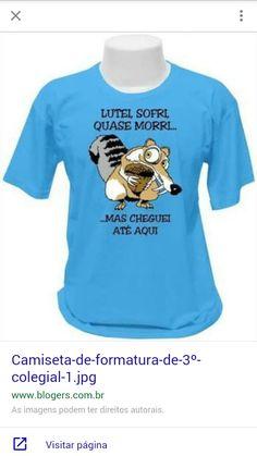 a879749868 20 melhores imagens de Camisetas Para Formatura