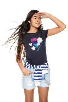 Camiseta Katrina 18SGTKB8_5000