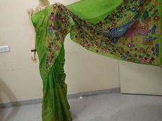 kalamkari saree online shopping http://acebazaar.com/