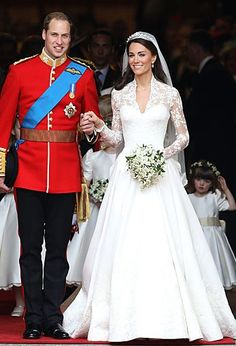 "Prince William ""Duke of Cambridge"" and Kate Middleton ""Catherine the Duchess of Cambridge"":)"