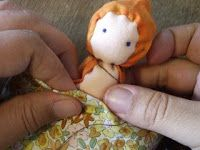 Tutorial: How to make a back to school Waldorf doll angel | Natural Kids Team