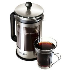 Mr Coffee 3 Piece Piezas 12 Quart Coffee Press -- Read more  at the image link.Note:It is affiliate link to Amazon.