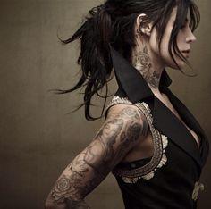 Bucket list: get a few more tattoos  ..... Or five... maybe ten ;) lol