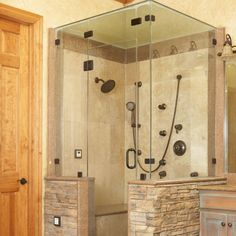 bathroom+shower | Bathroom Shower Designs Photos, To Designs » Bathroom Shower Tile ...