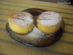 Šťavnatý citronový koláč - bezlepkový Cheesecake, Paleo, Muffins, Low Carb, Gluten Free, Pudding, Breakfast, Sweet, Food