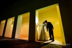 Stunning #wedding #portrait of the #bride and the #groom by #DominoArts #Photography (www.DominoArts.com)