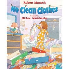 I need this one!  No Clean Clothes!