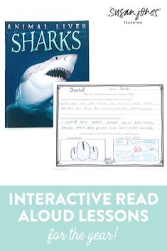Kick your read aloud up a notch or two with focused, planned out lessons all ready for you to print and teach. Each page includes an intro to prepare students for their learning and higher level thinking questions with the page numbers of where to stop in the text. Download the preview to check it out! #readersworkshop #firstgradereading