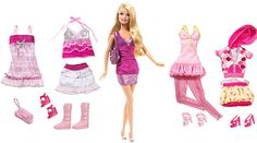 #ToysRus                  #Toys #Dolls              #kidpicks #spree #fashions #teresa #wardrobe #fabulous #dolls #shopping #everything #match #assortment #styles #clothing #barbie #exclusive #casual #doll #shoes #choice #fun #fashion #set #home #new #dress   Exclusive Barbie KidPicks Fashion Doll Clothing Set - Shopping Fun - Barbie   Go on a shopping spree with your choice of Barbie or Teresa Dolls and take home a fabulous wardrobe of fashions, shoes and accessories to mix and match! New…