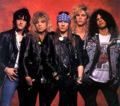 80s bands | Super Band Gallery: The Best of 80s Hair Metal Bands