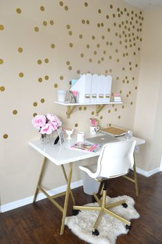 for more home office inspiration follow me @justabossgirl I follow back ^_^